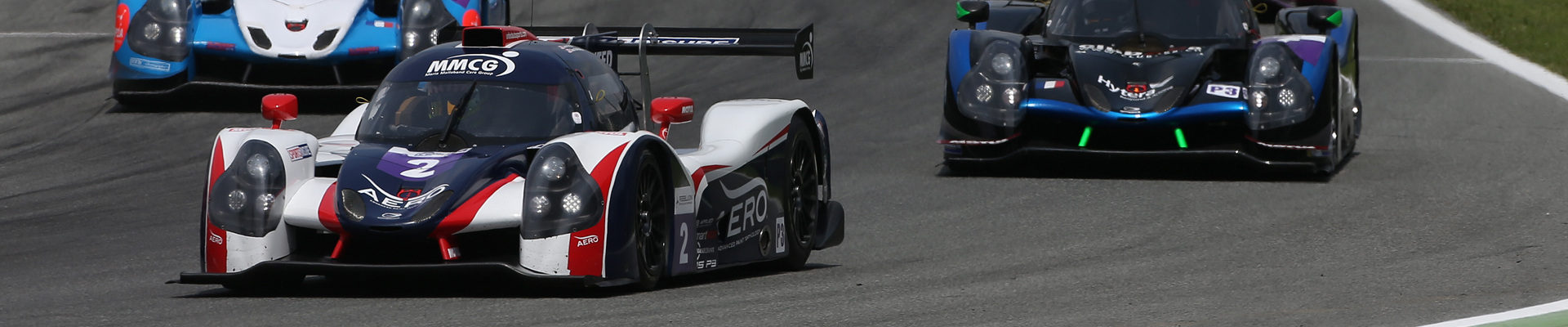 United Autosports will compete in both the LMP2 and LMP3 classes at ALMS