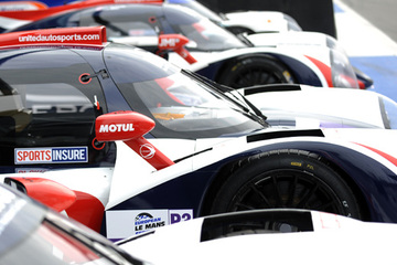 United Autosports won their first championship in 2013, taking the European Supercar Challenge title with a McLaren MP4-12C GT3.