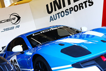 UNITED AUTOSPORTS TO SHOW LIGIER SPORTS CARS AND HRX RACE WEAR AT AUTOSPORT INTERNATIONAL SHOW