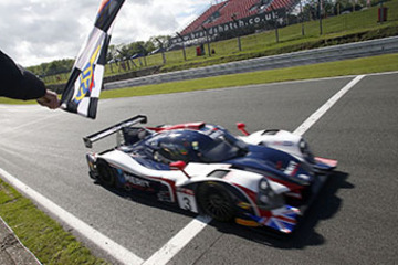 Double podium for United Autosports round Brands Hatch Grand Prix circuit