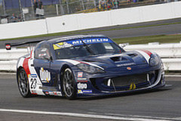 Breeze & Davenport Remain Well Placed In Ginetta Series