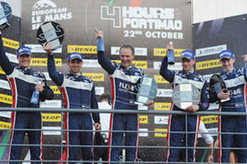 United Autosports - driver profiles