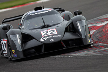 PODIUM FOR UNITED AUTOSPORTS AT DONINGTON PARK WHILE LIGIER JS P4 MAKES SUCCESSFUL WORLDWIDE RACING DEBUT