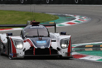 FANTASTIC DOUBLE PODIUM FOR UNITED AUTOSPORTS AT MONZA