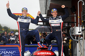 STUNNING DOUBLE VICTORY FOR UNITED AUTOSPORTS IN DRAMATIC ELMS RACE AT SPA