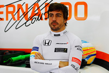 FERNANDO ALONSO JOINS UNITED AUTOSPORTS FOR ROLEX 24 AT DAYTONA
