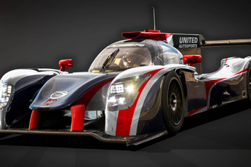 United Autosports enter the 2017 24 Hours of Le Mans in the LMP2 class.