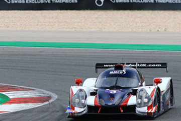 CHRIS BUNCOMBE, GARETT GRIST AND WAYNE BOYD COMPLETE UNITED AUTOSPORTS ASIAN LE MANS SERIES DRIVER SQUAD