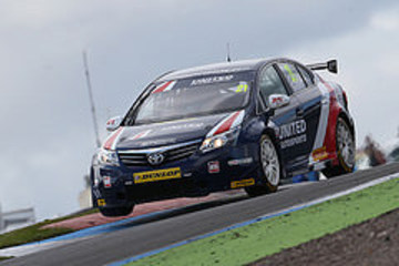 Geddie & Cole Optimistic Of Good Showing In BTCC At Rockingham