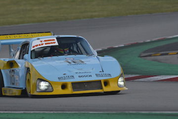 Historic race cars restored and maintained by United Autosports