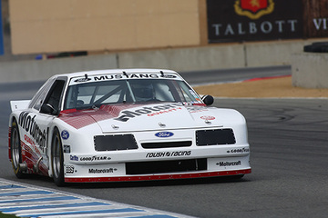 United Autosports restored this Roush Protofab racing car, driven by Willy T. Ribbs.