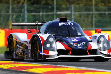 United Autosports run the Ligier JS P3 in all its LMP3 class races.