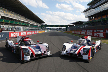 UNITED AUTOSPORTS SET FOR TWO-CAR ASSAULT ON LE MANS 24 HOURS