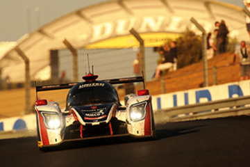 UNITED AUTOSPORTS 'LEEDS TO LE MANS' 24 HOUR JOURNEY TO FEATURE ON SKY SPORTS ACTION