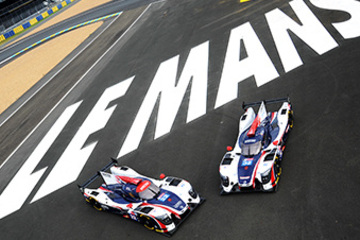 UNITED AUTOSPORTS ACHIEVES FINE TOP-FIVE PLACING AT LE MANS