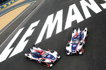 UNITED AUTOSPORTS GAIN SECOND LE MANS 24 HOURS ENTRY