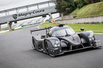 Ligier JS P320 Announcement Thumbnail