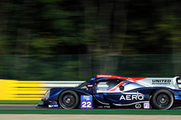 JIM McGUIRE AND MATT BELL RETURN TO UNITED AUTOSPORTS FOR MICHELIN LE MANS CUP CAMPAIGN