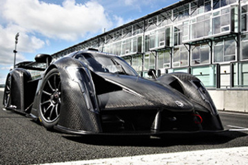 MATT BELL AND ANDREW BENTLEY TO DEBUT LIGIER JS P4 AT DONINGTON PARK THIS WEEKEND