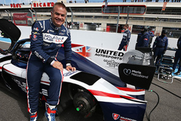 MIKE GUASCH JOINS UNITED AUTOSPORTS MICHELIN LE MANS CUP TEAM IN 2019