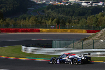 TOP-SIX MICHELIN LE MANS CUP RESULT FOR UNITED AUTOSPORTS AT SPA