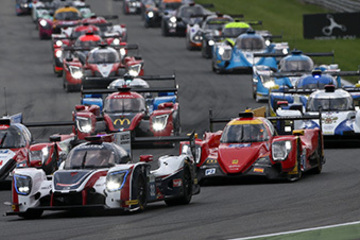 UNITED AUTOSPORTS PREPARE FOR ELMS ROUND TWO AT MONZA