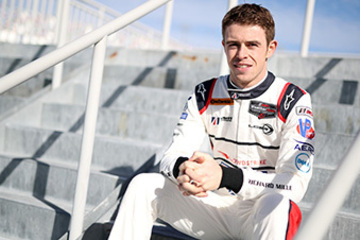 PAUL DI RESTA JOINS UNITED AUTOSPORTS FOR SEBRING 12 HOURS AND WATKINS GLEN