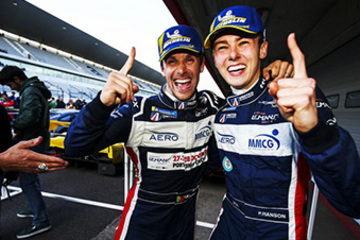 PHIL HANSON AND FILIPE ALBUQUERQUE TO RETURN TO 2019 EUROPEAN LE MANS SERIES WITH UNITED AUTOSPORTS