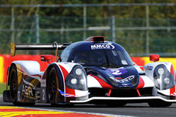 FINAL EUROPEAN LE MANS SERIES AND MICHELIN LE MANS CUP RACES FOR UNITED AUTOSPORTS AT PORTIMAO