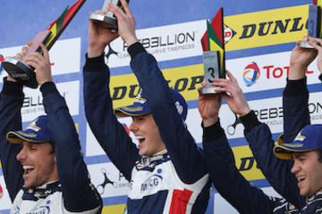 Latest news from United Autosports Endurance Racing Team