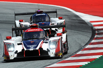 UNITED AUTOSPORTS SCORES BEST ELMS LMP2 RESULT OF THE SEASON