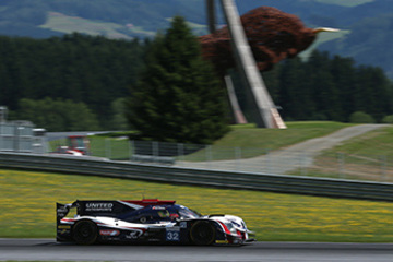 RETURN TO EUROPEAN LE MANS SERIES AND MICHELIN LE MANS CUP FOR UNITED AUTOSPORTS LMP2 AND LMP3 TEAMS