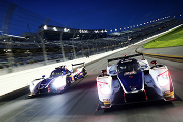 "UNITED AUTOSPORTS IN SHAPE FOR ROLEX 24 AFTER CONSTRUCTIVE ""ROAR"" TEST"