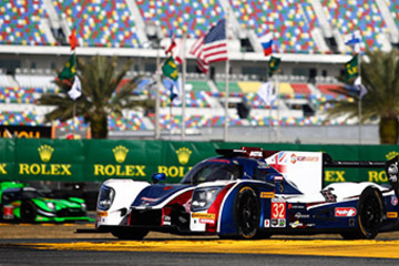 UNITED AUTOSPORTS VOWS TO RETURN TO DAYTONA AFTER MAKING MARK ON FULL ROLEX 24 DÉBUT