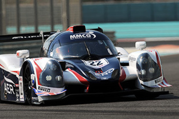 SALIH YOLUC COMPLETES UNITED AUTOSPORTS ABU DHABI DRIVER LINE UP