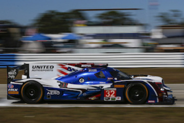 Second consecutive top 5 IMSA finish for United Autosports.