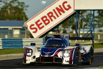 UNITED AUTOSPORTS ENJOYS POSITIVE SEBRING OFFICIAL TEST