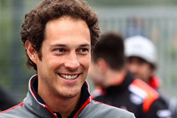 BRUNO SENNA JOINS UNITED AUTOSPORTS FOR ROLEX 24 AT DAYTONA