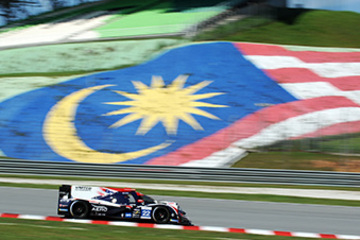 UNITED AUTOSPORTS CLAIM ASIAN LE MANS SERIES TITLE AT FIRST ATTEMPT