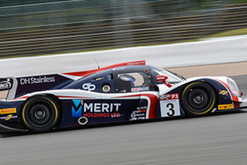 Another win for United Autosports in the Henderson Insurance LMP3 Cup Championship at Silverstone