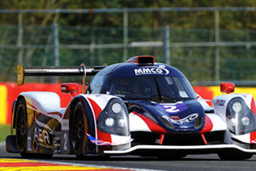 UNITED AUTOSPORTS TAKES STEP CLOSER TO RETAINING ELMS LMP3 TEAMS' TITLE