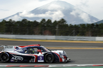THAILAND TO HOST ROUND THREE OF ASIAN LE MANS SERIES FOR CHAMPIONSHIP LEADERS UNITED AUTOSPORTS
