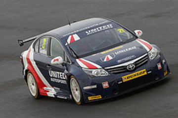 United Autosports Equals Best BTCC Finish Of The Year