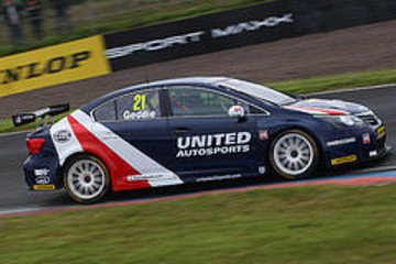 United Autosports Shows Progress With Best BTCC Start Before Racing Competitively In Top 10