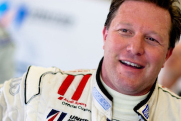 Zak Brown - founder of United Autosports