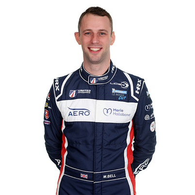 Matt Bell - LMP3 endurance racing car driver with United Autosports