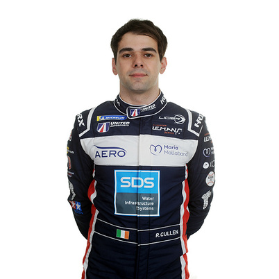 Ryan Cullen - LMP2 endurance racing car driver with United Autosports