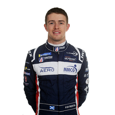 Paul di Resta - endurance racing car driver with United Autosports