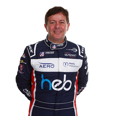 Tommy Erdos - endurance racing car driver with United Autosports