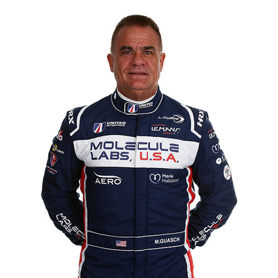 Mike Guasch - LMP3 endurance racing car driver with United Autosports